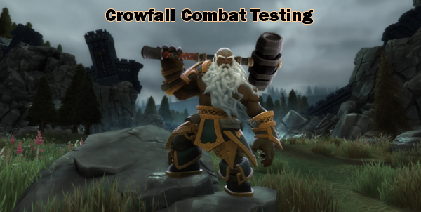 crowfall combat test